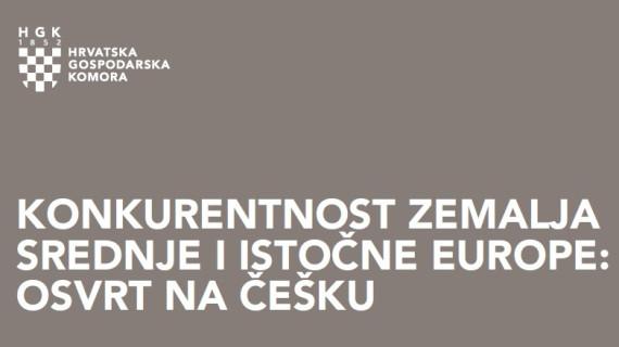 Konkurentnost zemalja istočne i srednje Europe: osvrt na Češku
