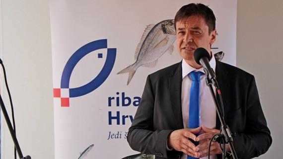 Potpredsjednik HGK Kovačević: Većom potrošnjom ribe čuvamo i domaća radna mjesta