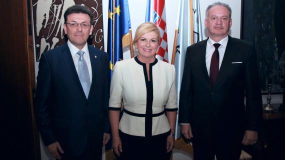 Burilović: Inicijativom Tri mora dodatno ojačati odnose sa Slovačkom