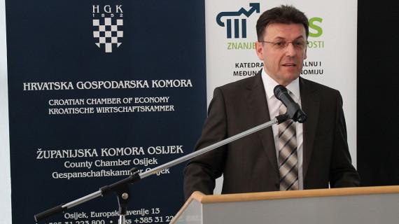 Dan hrvatskih financijskih institucija: Rast BDP-a zadovoljavajući, ali Slavonija i dalje nerazvijena