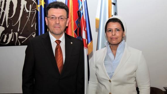Posjet veleposlanice Države Katar Hrvatskoj gospodarskoj komori