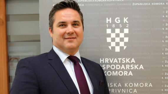 Predsjednik ŽK Koprivnica Marin Pucar proglašen gospodarstvenikom godine u izboru Poslovnog dnevnika