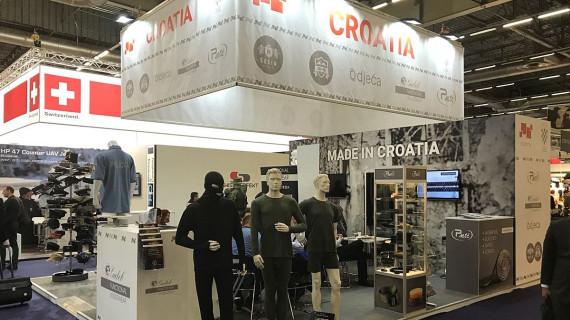 Hrvatske tvrtke na vodećem sajmu nacionalne sigurnosti