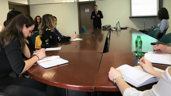 U ŽK Slavonski Brod održan infodan Mogućnosti sufinanciranja poduzetničkih projekata sredstvima EU
