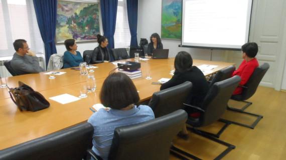 U ŽK Sisak održan seminar Nabavom do konkurentnosti u sedam koraka