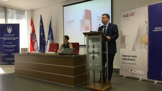 U ŽK Slavonski Brod predstavljen Program zapošljavanja žena Zaželi