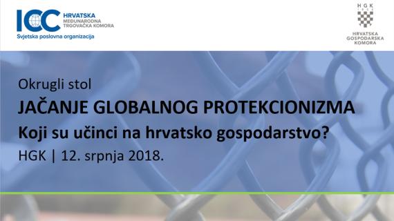 ODGODA: Okrugli stol Jačanje globalnog protekcionizma – Koji su učinci na hrvatsko gospodarstvo?