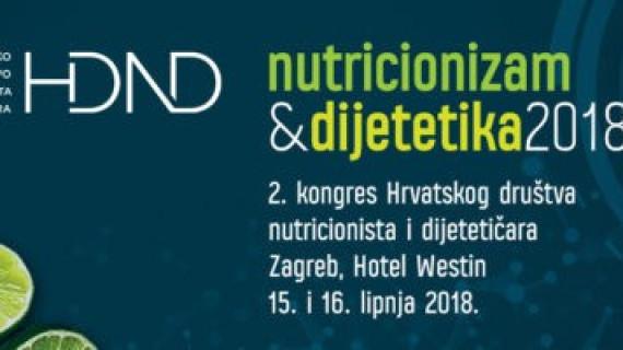 Nutricionizam i dijetetika 2018 – kongres pod parnerstvom HGK