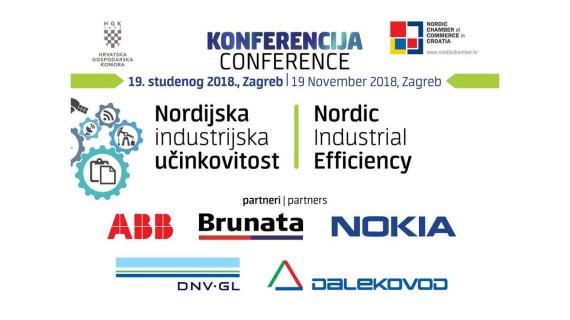 Nordijska industrijska učinkovitost - poziv za sudjelovanje na konferenciji