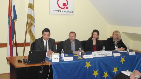 Okrugli stol Održivo gospodarenje otpadom – Hrvatska na putu usklađivanja s EU