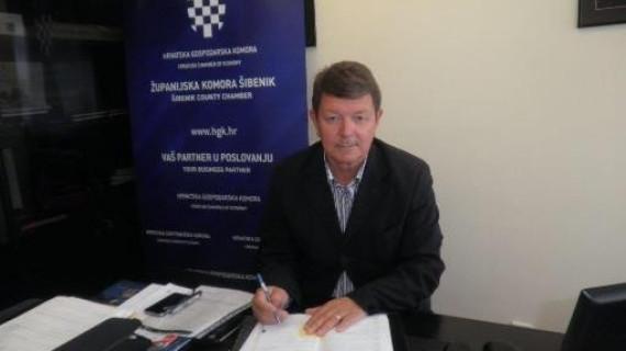 Konstituirajuća sjednica Gospodarskog vijeća ŽK Šibenik