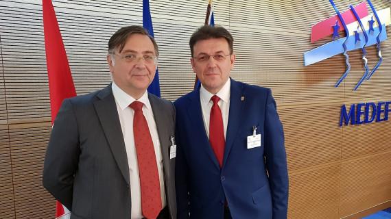 Predsjednik HGK Burilović: Sportske uspjehe moramo preslikati u gospodarstvo
