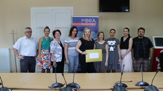 ŽK Koprivnica partner PORI u projektu Partnerstvo za sve 2