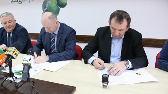 S Krapinsko-zagorskom županijom potpisan ugovor o sufinanciranju promocije gospodarstvenika u 2018. godini