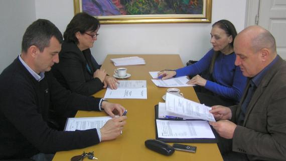 U ŽK Sisak održana prva sjednica Povjerenstva za usklađivanje voznih redova