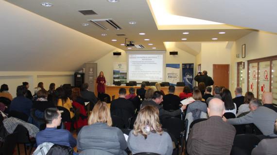 Predstavljen otvoreni natječaj INTERREG V-A Programa prekogranične suradnje Mađarska - Hrvatska 2014. - 2020.