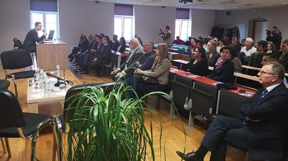 Predstavljen studij Poduzetništvo i EU fondovi