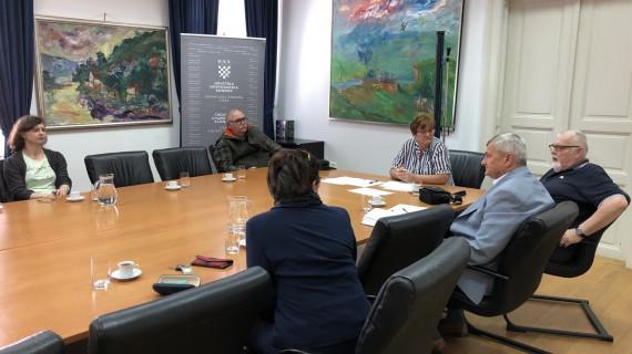 U ŽK Sisak održan radni sastanak predstavnika računovodstvene i knjigovodstvene djelatnosti Sisačko-moslavačke županije