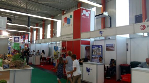 Uspješno sudjelovanje gospodarstvenika na sajmu u Gornjoj Radgoni