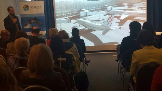 Predstavljeni novi izravni letovi Croatia Airlinesa iz Zagreba za Sankt Peterburg