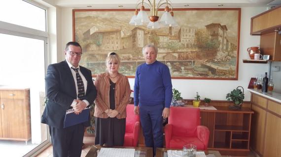 Tim Županijske komore Rijeka u posjetu tvrtki Stanger d.o.o. iz Lovrana