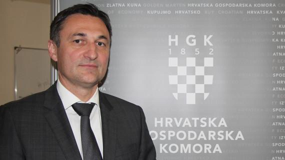 Robert Vučković novi predsjednik Udruženja osiguravatelja HGK