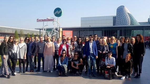 25 hrvatskih tvrtki na sajmu Salone del Mobile u Milanu