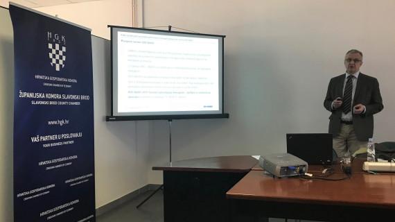 U ŽK Slavonski Brod održan seminar o prednostima uvođenja sustava upravljanja energijom prema normi ISO 50001