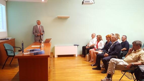 Pokazatelji poslovanja u Karlovačkoj županiji u 2016. nastavili trend rasta, zaključak je sjednice Gospodarskog vijeća ŽK Karlovac