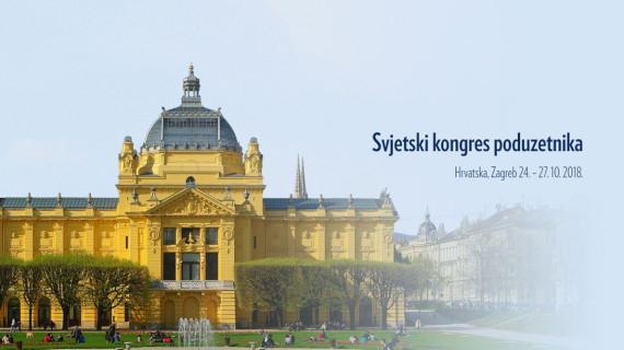 Pozivamo vas na Svjetski kongres poduzetnika u Zagrebu