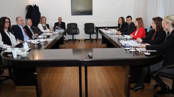 Međusektorski sastanak Sektora za promet i veze HGK i Vanjskotrgovinske komore BiH