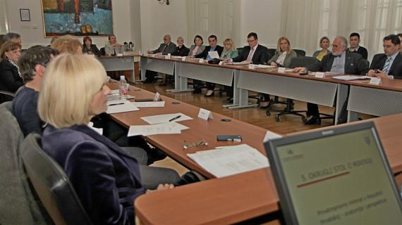 Okrugli stol o mirenju: Svima je u interesu brzo i učinkovito rješavanje sporova
