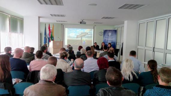 Savjetovanje u ŽK Bjelovar za poljoprivrednike o upravljanju rizicima i mogućnostima financiranja proizvodnje i investicija