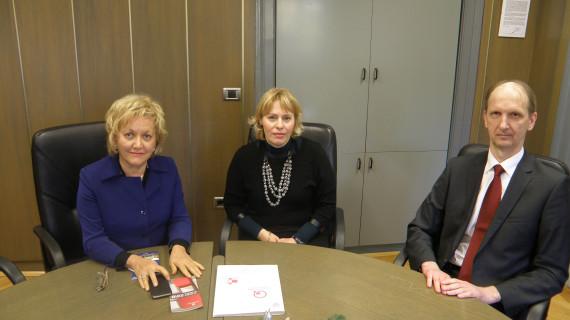 ŽK Pula: Održan sastanak s veleposlanicom RH na Kosovu Marijom Kapitanović