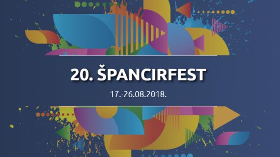 Špancirfest 2018. – festival uličnih šetača