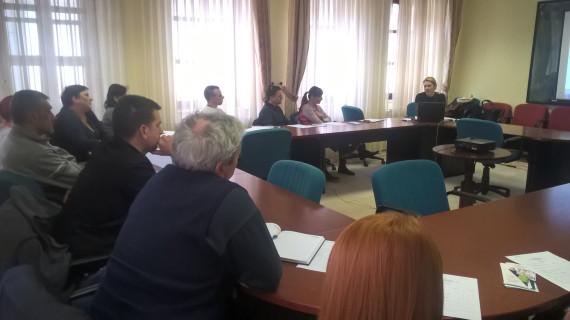 U ŽK Vukovar održano predstavljanje kampanje STOP ozljedama na radu