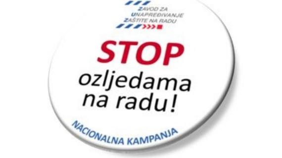 ŽK Osijek: Predstavljanje kampanje STOP ozljedama na radu