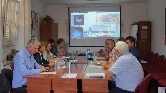 Održana 4. sjednica Strukovne grupe graditeljstva HGK – ŽK Dubrovnik