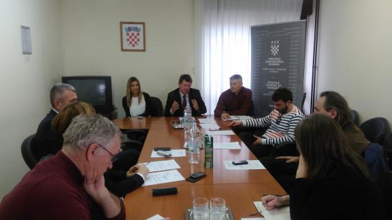 U ŽK Šibenik osnovana Strukovna grupacija uljara i maslinara