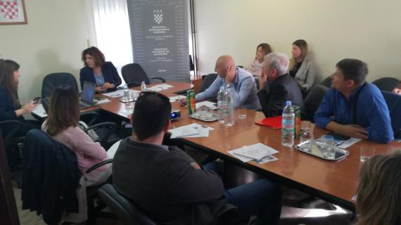Održana 1. sjednica Strukovne grupacije posrednika u prometu nekretnina ŽK Šibenik