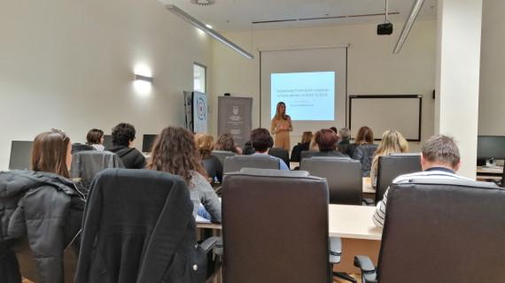 U Šibeniku održan seminar: Izmjene poreznih i računovodstvenih propisa i pripreme za sastavljanje GFI-ja za 2018. godinu