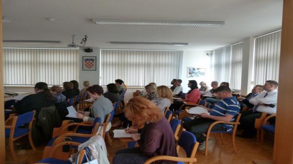 U ŽK Varaždin održana radionica Računovodstveni propisi iz kojih proizlazi da račune ne treba čuvati na papiru