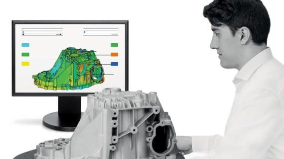 Besplatna radionica o primjeni 3D mjernih tehnologija u ljevaonicama