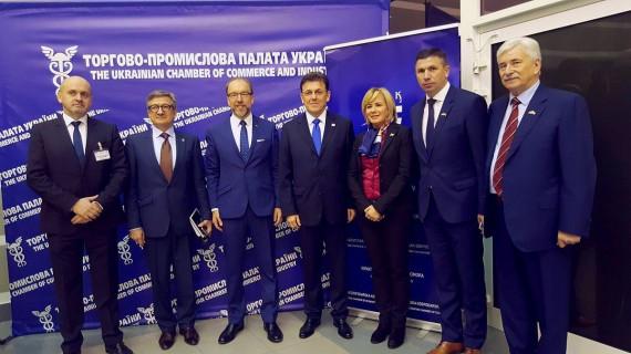 Ukrajinsko-hrvatski gospodarski forum: Ukrajina zainteresirana za LNG terminal