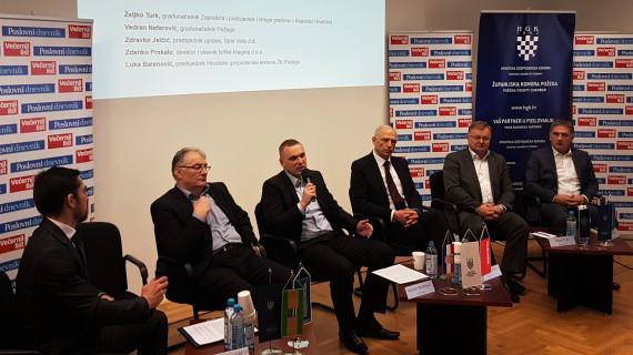 Okrugli stol Uloga gradova u razvoju poduzetništva i EU fondova