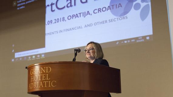 U Hrvatskoj 18,5% više bankomata i 5% više EFT POS terminala nego lani