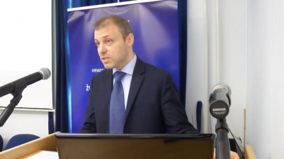 U ŽK Sisak predstavljena Strategija uvođenja eura u Hrvatskoj
