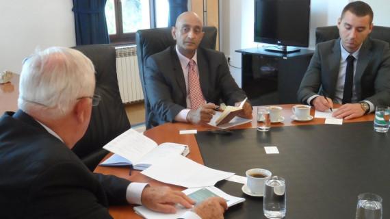 Veleposlanik Indije Sandeep Kumar posjetio Sisačko-moslavačku županiju