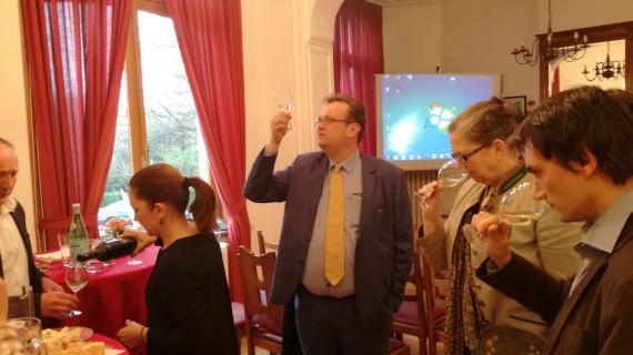 HGK u Predstavništvu u Bruxellesu organizirao poslovne susrete moslavačkih vinara i belgijskih distributera vina