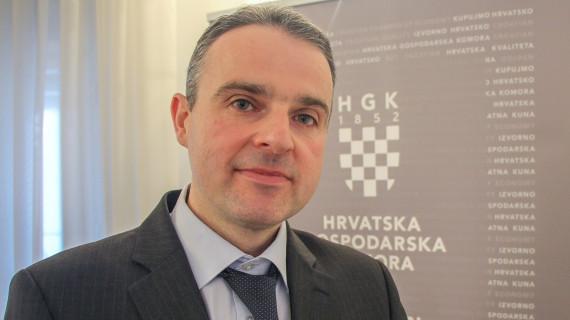Vladimir Kristijan novi predsjednik Udruženja leasing društava HGK